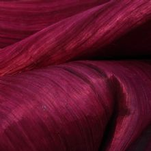 Plum Red Silk Abaca